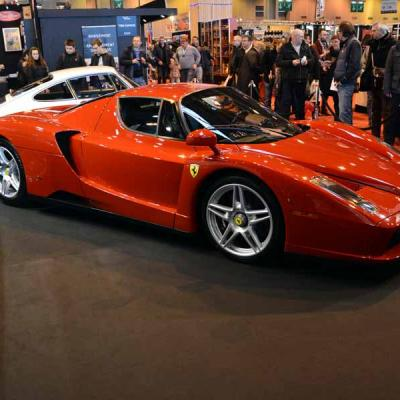 RETROMOBILE 4-8 Fevrier 2015