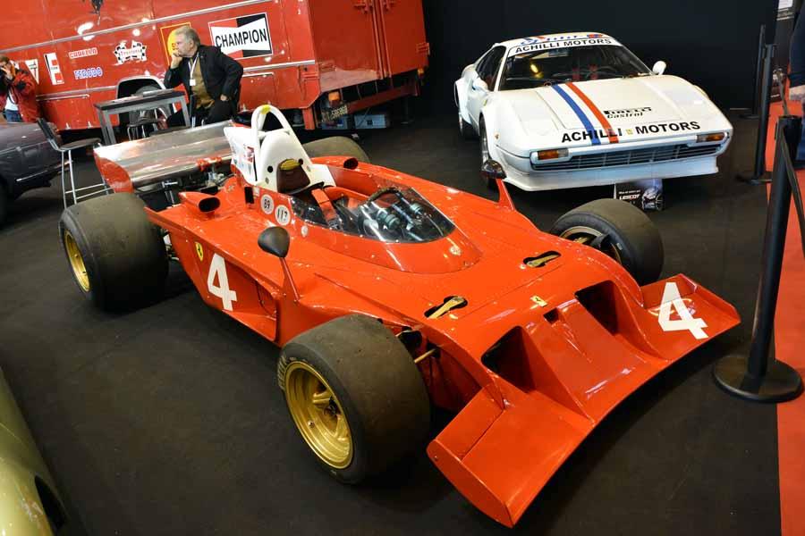 F1 expérimentale 312B3